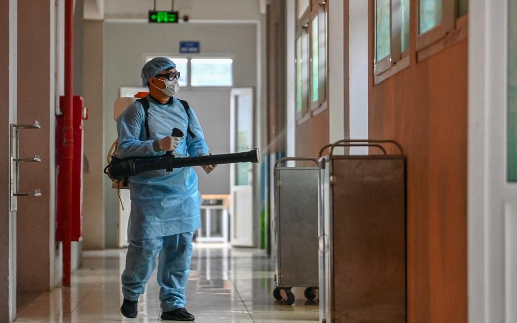 Dịch vụ phun khử trùng, sát khuẩn phòng chống dịch bệnh